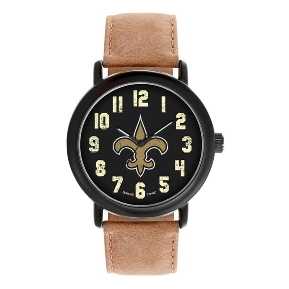 New Orleans Saints Throwback Watch NFL-TBK-NO
