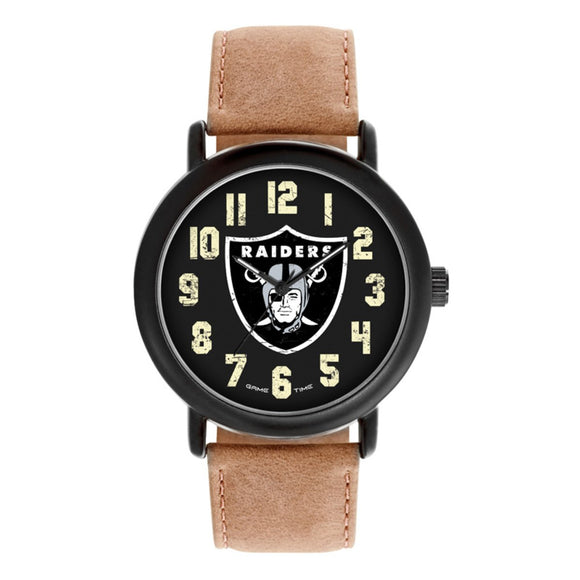 Oakland Raiders Throwback Watch NFL-TBK-OAK
