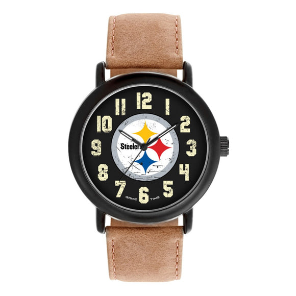 Pittsburgh Steelers Throwback Watch NFL-TBK-PIT