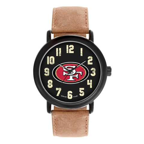 San Francisco 49ers Throwback Watch NFL-TBK-SF