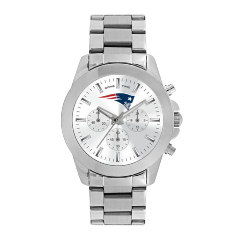 New England Patriots Knock Out Watch NFL-TBY-NE