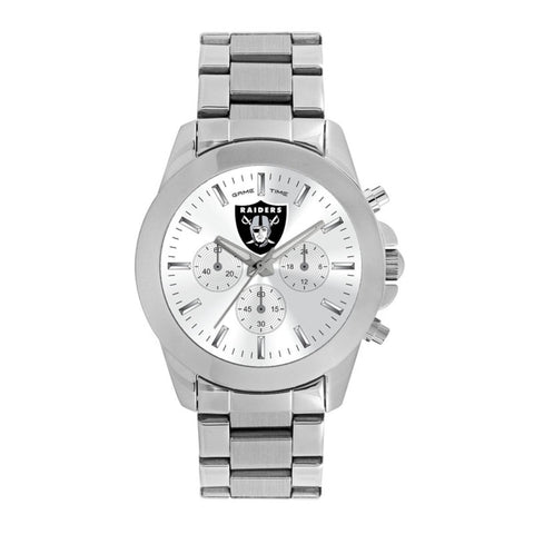 Oakland Raiders Knock Out Watch NFL-TBY-OAK