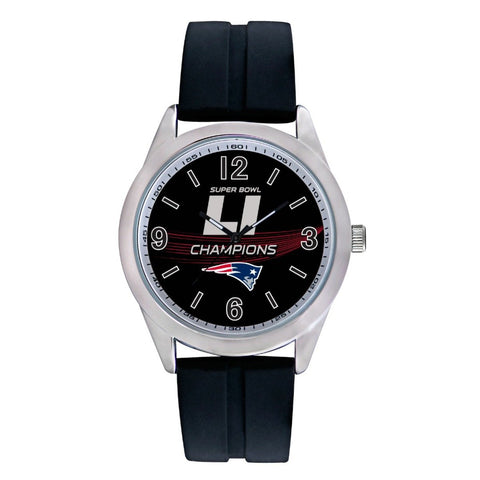 New England Patriots Super Bowl 2017 Varsity Watch NFL-VAR-NE-CH17