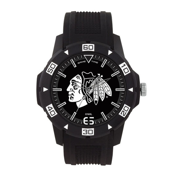 Chicago Blackhawks Automatic Watch NHL-AUT-CHI