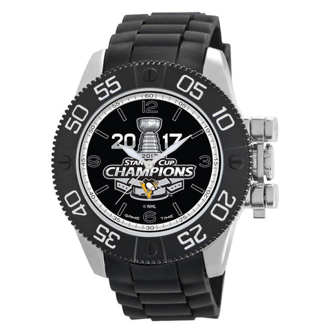 Pittsburgh Penguins Stanley Cup 2017 Beast Watch NHL-BEA-PIT-CH17
