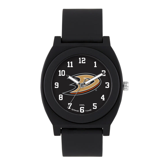 Anaheim Ducks Fan Watch - Black NHL-FNB-ANA