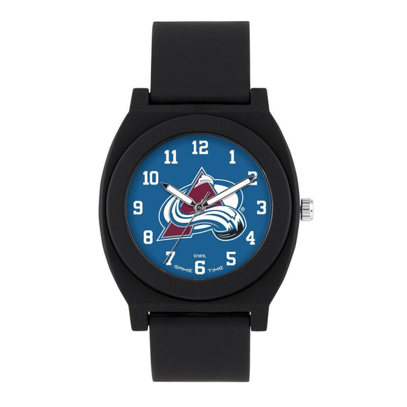 Colorado Avalanche Fan Watch - Black NHL-FNB-COL