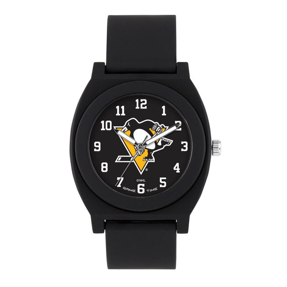 Pittsburgh Penguins Fan Watch - Black NHL-FNB-PIT