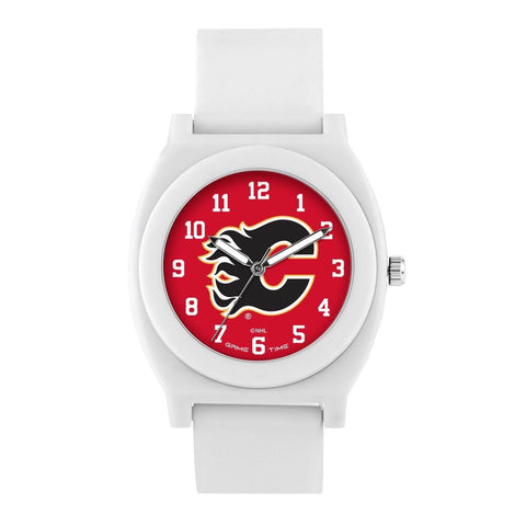 Calgary Flames Fan Watch - White NHL-FNW-CAL