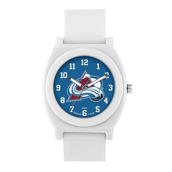 Colorado Avalanche Fan Watch - White NHL-FNW-COL