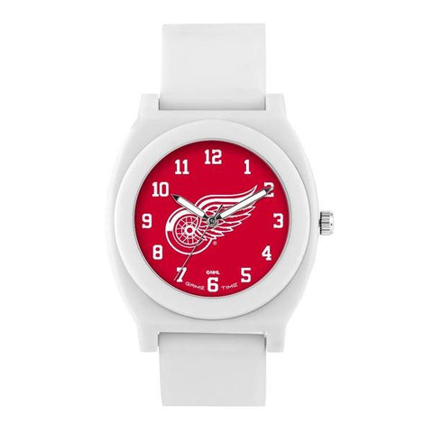 Detroit Red Wings Fan Watch - White NHL-FNW-DET