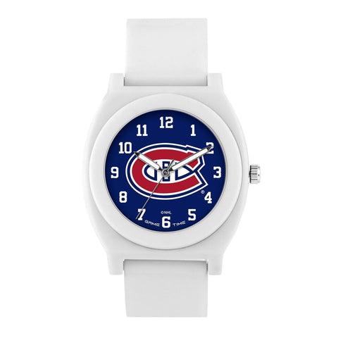 Montreal Canadiens Fan Watch - White NHL-FNW-MON