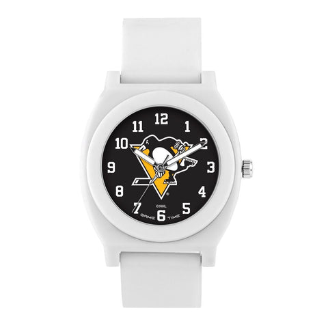Pittsburgh Penguins Fan Watch - White NHL-FNW-PIT