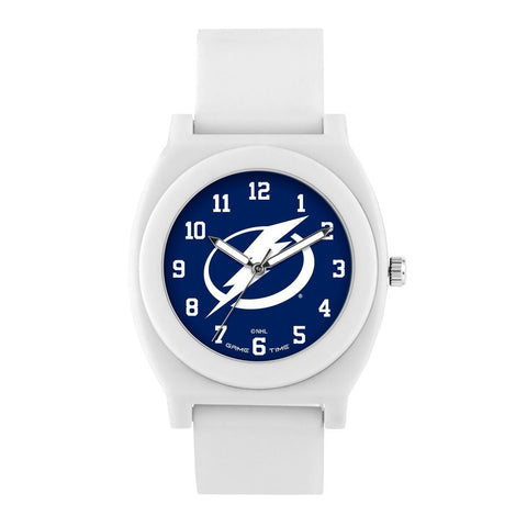 Tampa Bay Lightning Fan Watch - White NHL-FNW-TB