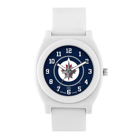 Winnipeg Jets Fan Watch - White NHL-FNW-WIN