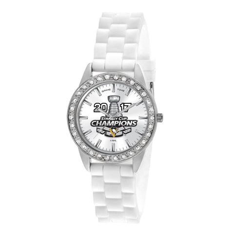 Pittsburgh Penguins Frost Watch NHL-FRO-PIT-CH17