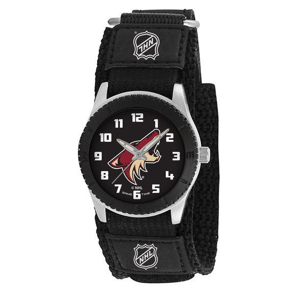 Arizona Coyotes Kids NHL Rookie Watch Black