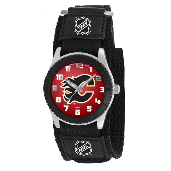 Calgary Flames Kids NHL Rookie Watch Black