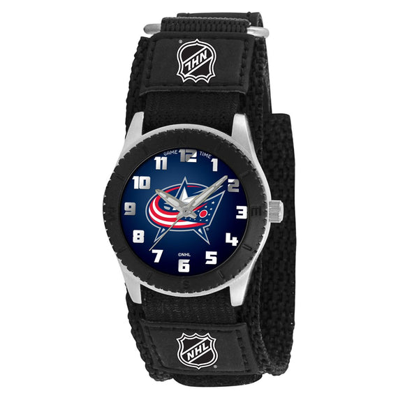 Columbus Blue Jackets Kids NHL Rookie Watch Black