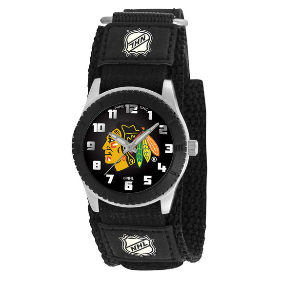 Chicago Blackhawks Kids NHL Rookie Watch Black