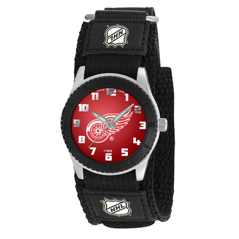 Detroit Red Wings Kids NHL Rookie Watch Black
