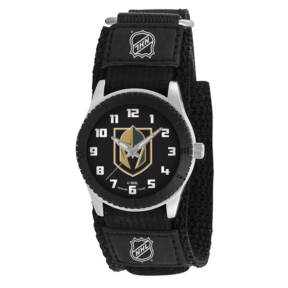 Vegas Golden Knights Kids NHL Rookie Watch Black