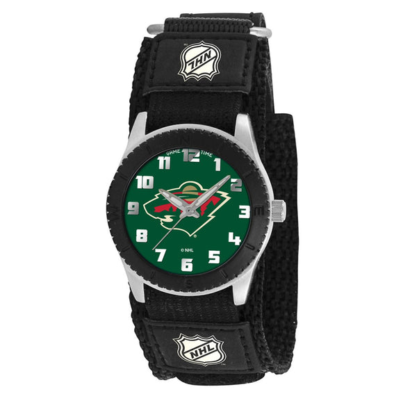 Minnesota Wild Kids NHL Rookie Watch Black