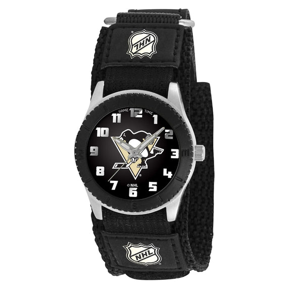 Pittsburgh Penguins Kids NHL Rookie Watch Black