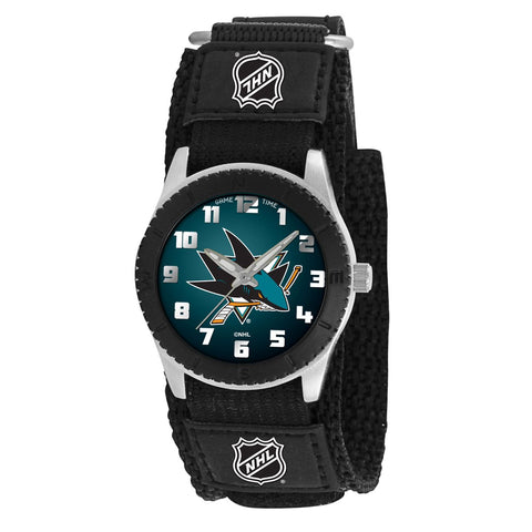 San Jose Sharks Kids NHL Rookie Watch Black