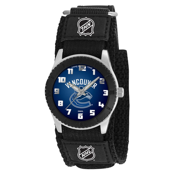 Vancouver Canucks Kids NHL Rookie Watch Black
