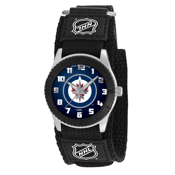 Winnipeg Jets Kids NHL Rookie Watch Black