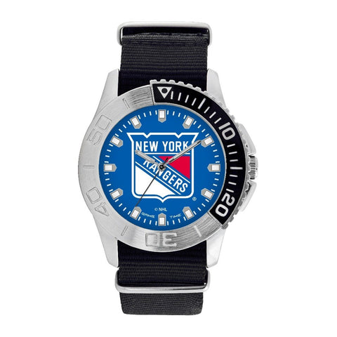 New York Rangers Starter Watch NHL-STA-NYR