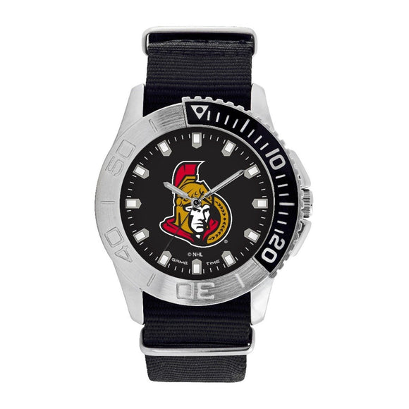 Ottawa Senators Starter Watch NHL-STA-OTT