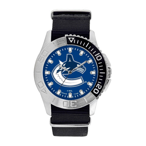 Vancouver Canucks Starter Watch NHL-STA-VAN