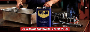 28 Reasons Survivalists Need WD-40