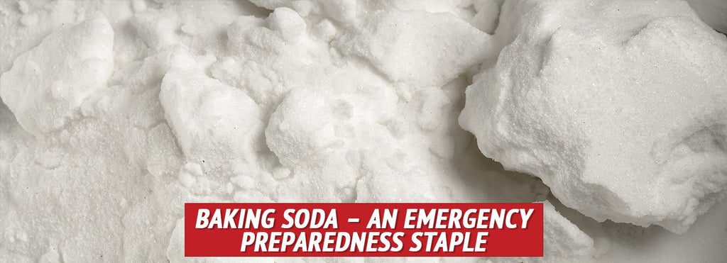 Baking Soda – An Emergency Preparedness Staple