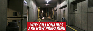 Why Billionaires Are Now Preparing