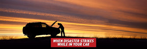 When Disaster Strikes While in Your Car