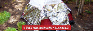 The Secret About Emergency Blankets...