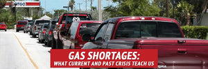 Gas Shortages: What Current and Past Crises Teach Us