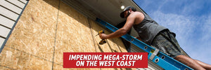 The Impending Mega-storm on the West Coast