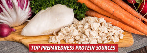 Top Preparedness Protein Sources