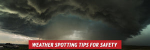 Weather Spotting: Spot a Natural Disaster Before It Hits
