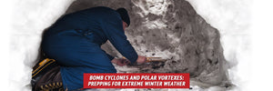 Bomb Cyclones & Polar Vortexes: Extreme Winter Weather