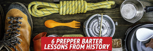 6 Prepper Barter Lessons from History