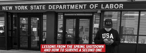 Lessons from the Spring Shutdown and How to Survive a Second One