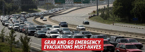 Grab and Go Emergency Evacuations Must-Haves