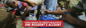 Living Through the Venezuelan Blackout: One Resident's Account