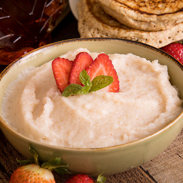 Strawberry Fields Cream of Wheat