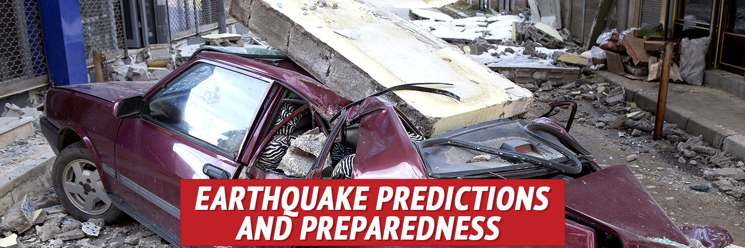 Earthquake Predictions and Preparedness, Watching the New